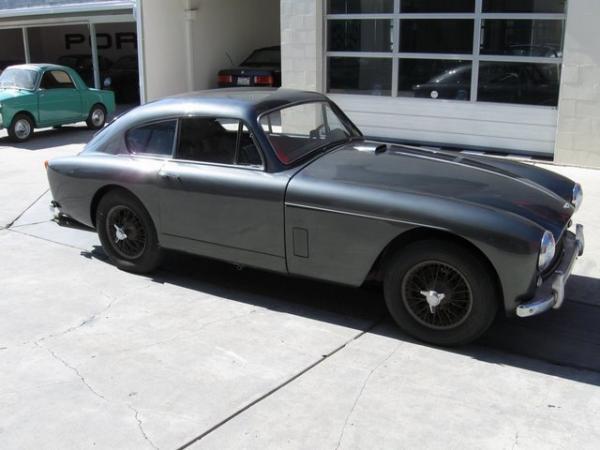 1958 Aston Martin Db24 Mk3 Side