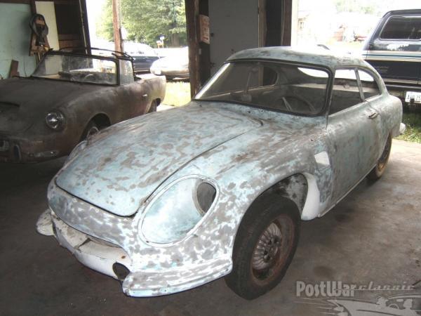 1958 Deutsch Bonnet Hbr5 Front Corner