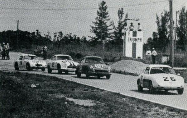 1958 Deutsch Bonnet Hbr5 Racing