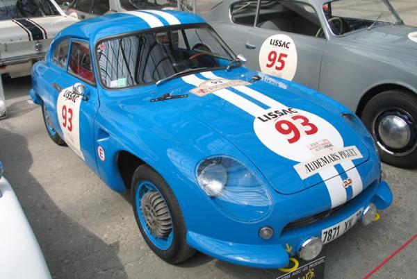 1958 Deutsch Bonnet Hbr5 Restored