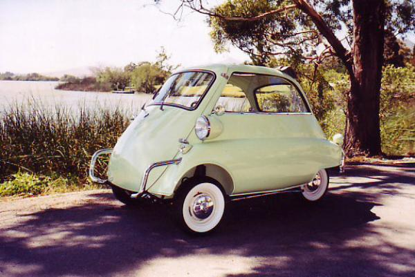 1959 Bmw Isetta After