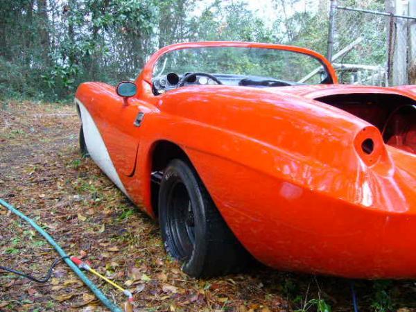 1959 Ladawri Daytona Roadster Back
