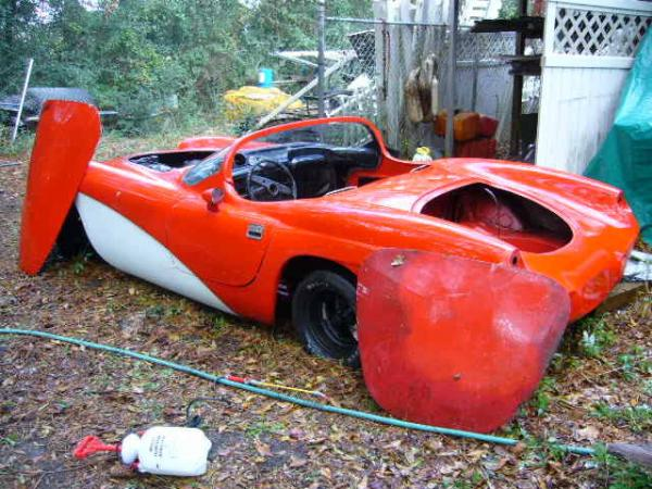 1959 Ladawri Daytona Roadster