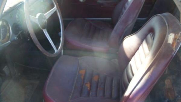 1959 Lancia Flaminia Gt Interior