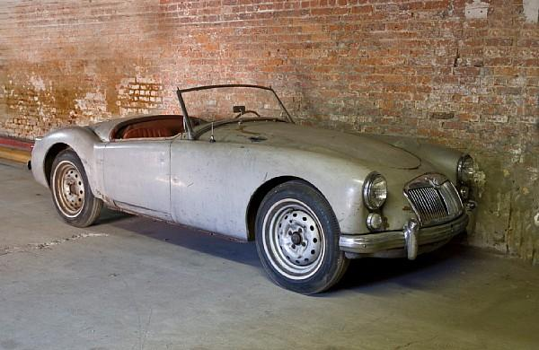 1959 Mga Barn Find