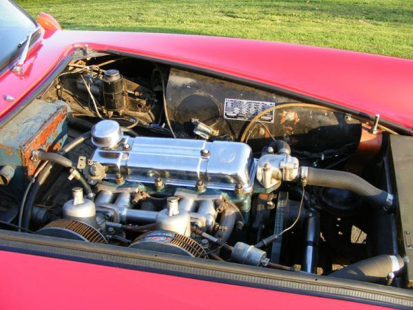 1959 Peerless Gt Engine