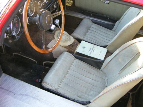 1959 Peerless Gt Interior