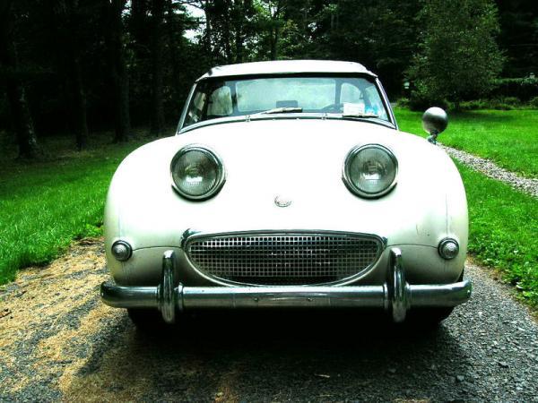 1959 Austin Healey Sprite Front