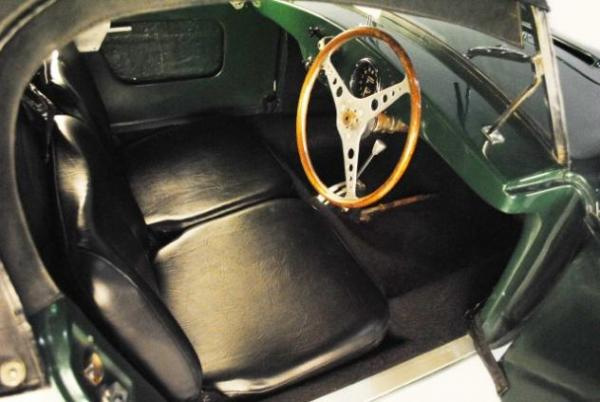 1960 Berkeley T60 Interior