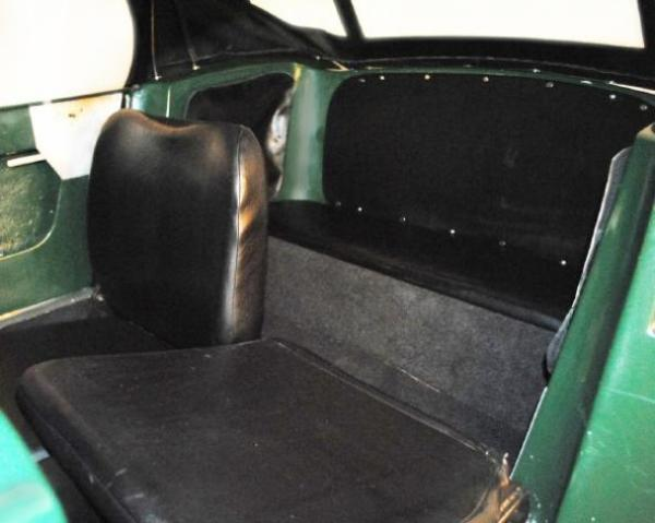 1960 Berkeley T60 Rear Seat