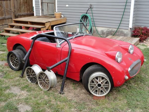 Backroad Bugeye 1960 Austin Healey Sprite