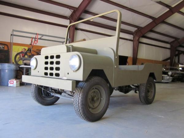1960 Crofton Bug