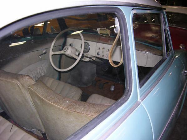1960 Loyd Alexander Ts Interior