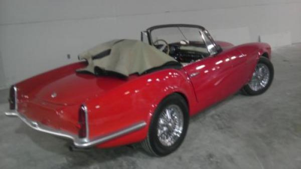 1960 Sabra Sports Roadster Survivor
