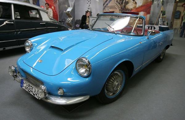 1960 Deutsch Bonnet Le Mans Restored