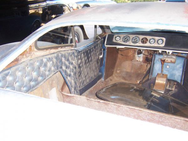 1960 Kellison J5 Interior