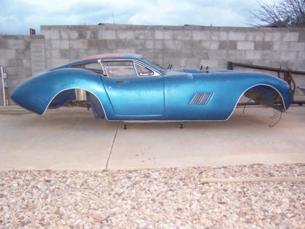 1960 Kellison J5 Side
