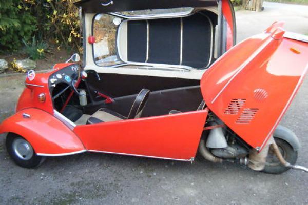 1960 Messerschmitt Kr200 Open