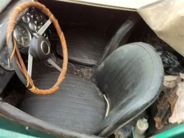 1960 Triumph Tr3a Inter