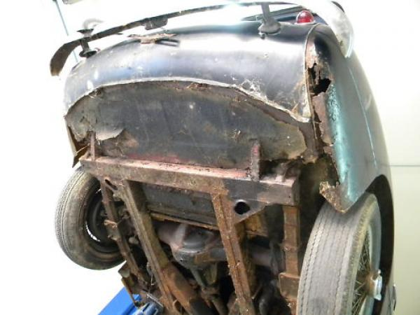1961 Austin Healey 3000 Frame