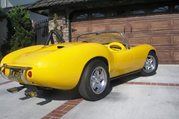 1961 Devin D Rear Corner