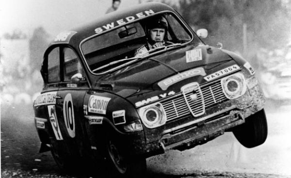1962 Saab 96 Rally