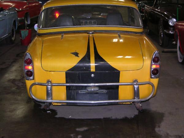 1962 Daimler Sp250 Rear