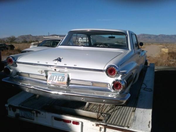 1962 Dodge Polara 500 Rear