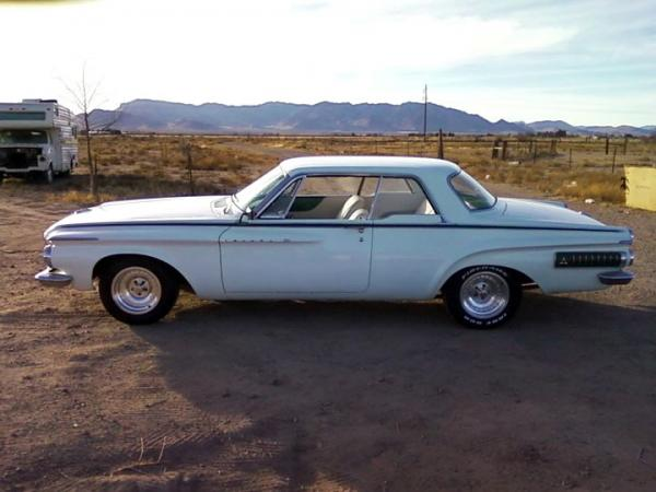 Dusty Dodge: 1962 Dodge Polara 500