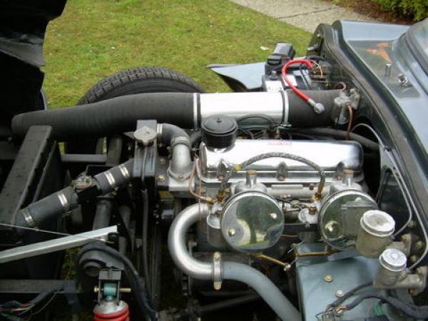 1963 Sabra Engine