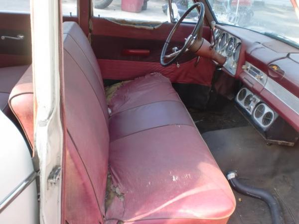 1963 Studebaker Daytona Wagonaire Interior