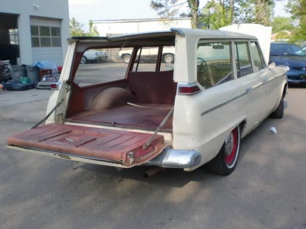 1963 Studebaker Daytona Wagonaire Sliding Roof