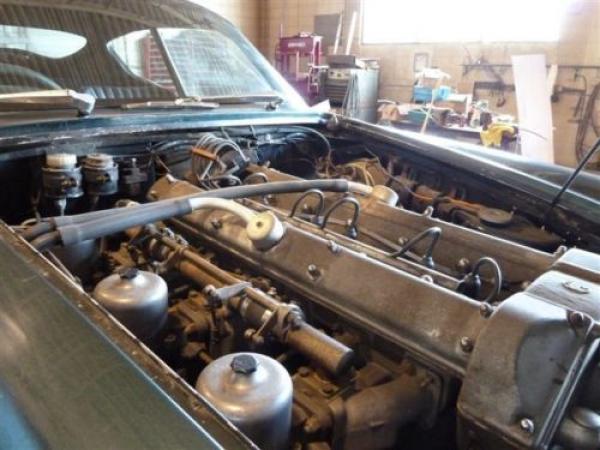 1964 Aston Martin Db4 Gt Zagato Engine