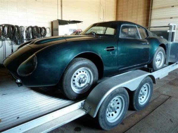 1964 Aston Martin Db4 Gt Zagato Replica