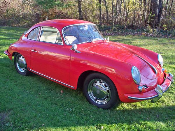 1964 Porsche 356c Baja Power Front