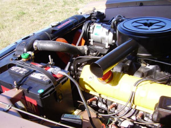 1964 Studebaker Wagonaire Engine