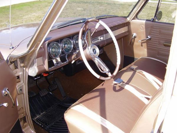 1964 Studebaker Wagonaire Interior