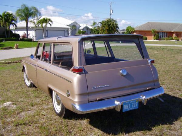 1964 Studebaker Wagonaire Tailgate