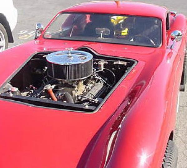 1964 Kellison J5 Engine