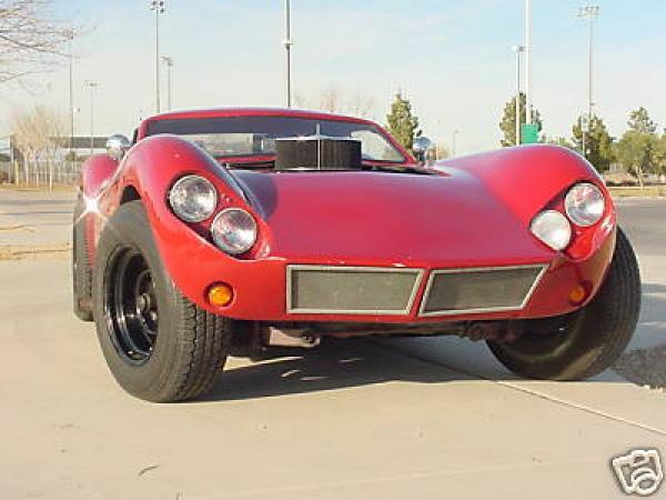 1964 Kellison J5 Front