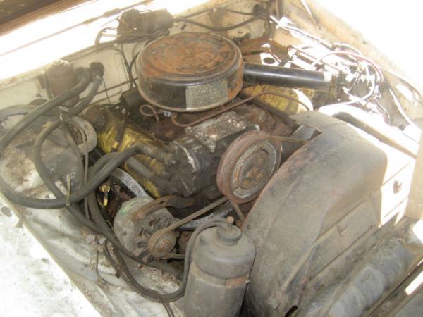 1964 Studebaker Gran Turismo Hawk Engine