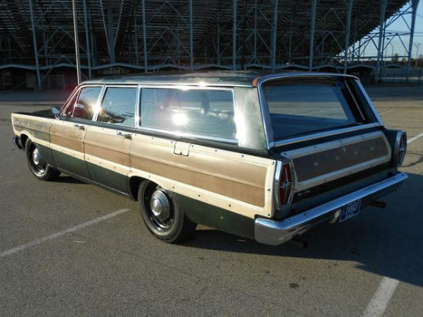 1965 Ford Country Squire Rear