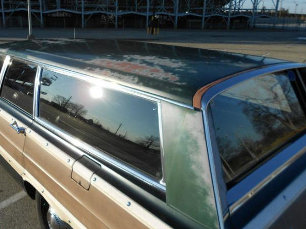 1965 Ford Country Squire Roof