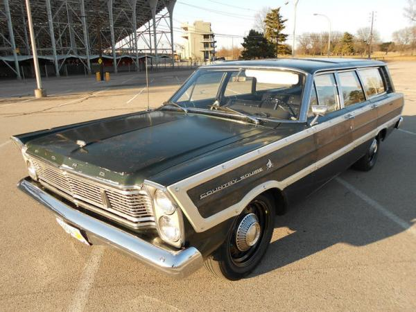 1965 Ford Country Squire Survivor