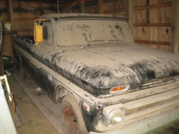 1965 Chevrolet C K 1500 Barn Find