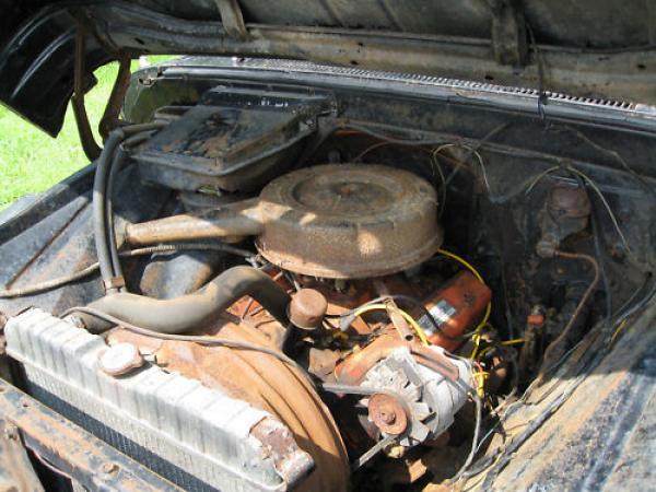 1965 Chevrolet Ck Front Engine