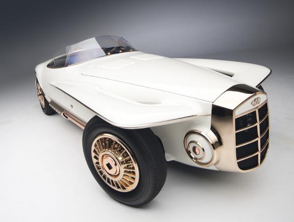 1965 Mercer Cobra Roadster Front Corner