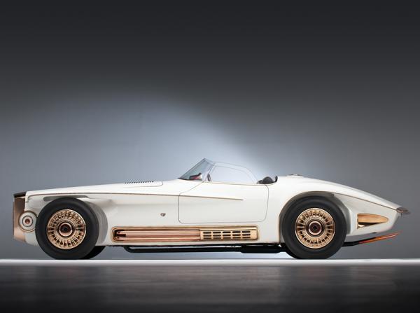 1965 Mercer Cobra Roadster Side