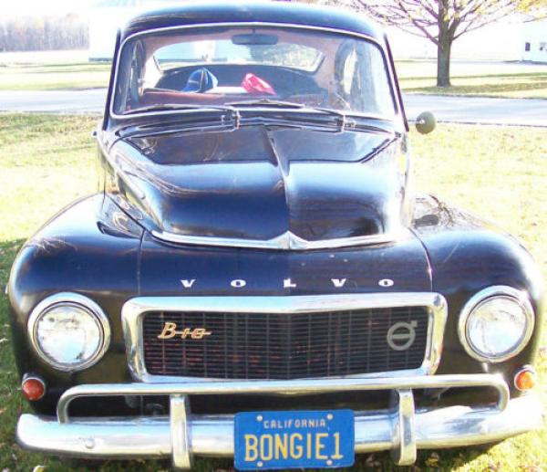 1965 Volvo 544 Front