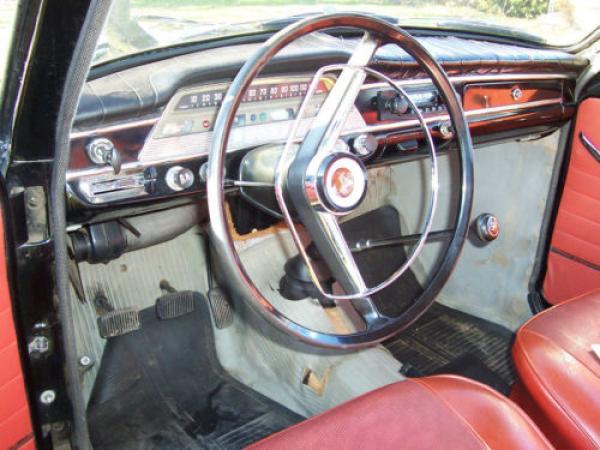 1965 Volvo 544 Interior